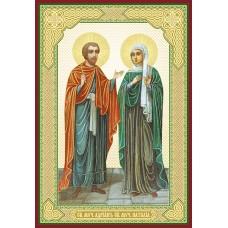 Адриан и Наталия