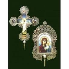 Крест икона запрестольные
