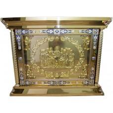 Облачение на престол (риза) 130х130 см овальные арки