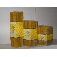 Свечи медовые с прополисом