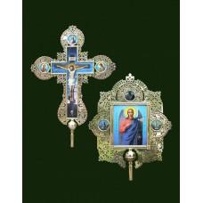 Крест икона (пара)