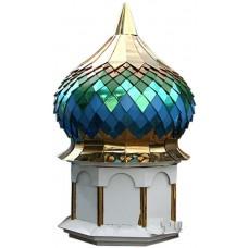 Купол церковный круглый