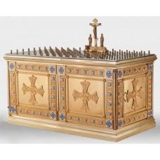 Панихидный стол 118 свечей
