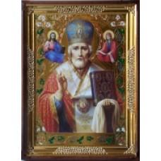 Святой Николай Чудотворец 60 / 80 см