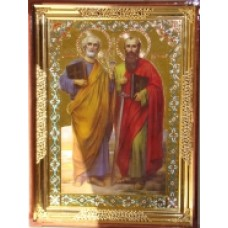 Св апостол Петр иПавел 60 / 80 см