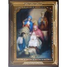 Рождество Пресвятой Богодицы 65 / 85 см