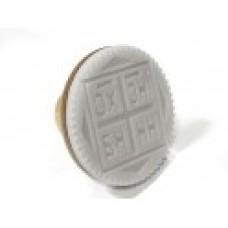 Просфорная печать (диметр - 100мм)