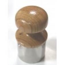 Врезка для теста (диаметр - 75мм)